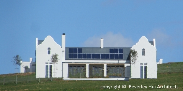 Traditional Modern Cape Dutch Architecture South Africa