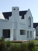 Modern cape dutch style house 2 luxury residential for Cape dutch house plans