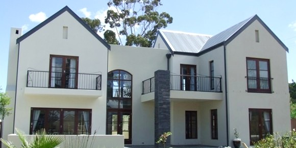 House wood somerset west cape town south africa by for Farm style houses south africa
