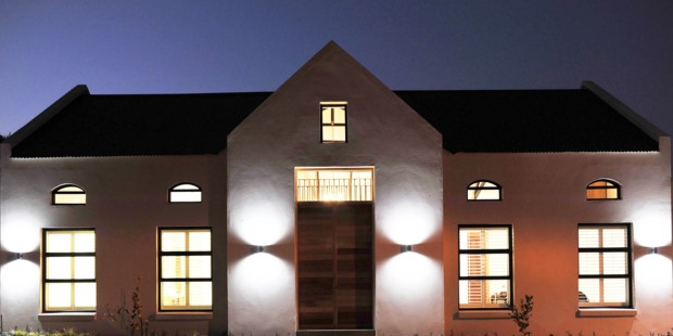 House Botes Modern Cape Style