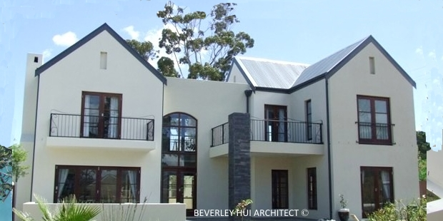 Architect services cape town stellenbosch somerset west for Farm style houses south africa