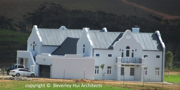 Traditional Amp Modern Cape Dutch Architecture South Africa